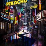 Das Poster zum Detektiv Pikachu Film