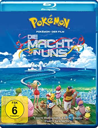 pokemon podcast, miauz genau!, deutsch, Die Macht in uns, DVD, Blu Ray, Film