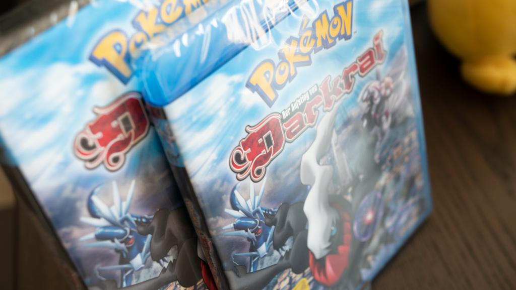 pokemon podcast, miauz genau!, deutsch, Darkrai Blu Ray, DVD, Aufstieg