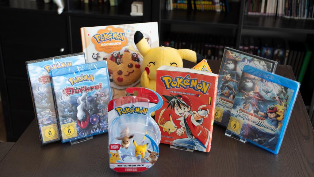 pokemon podcast, miauz genau!, deutsch, pokemon Merch