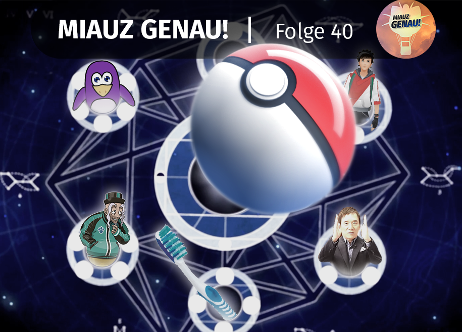 pokemon podcast, miauz genau!, deutsch, knopey