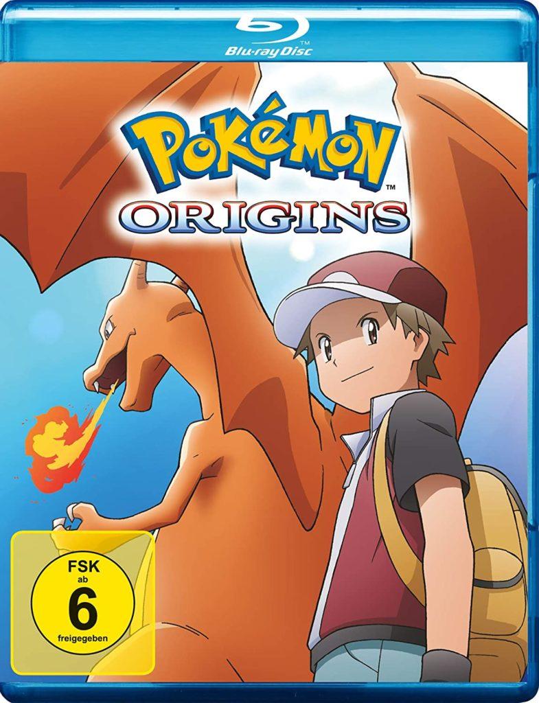 Pokemon Origins deutsches Release German Blu Ray Full HD 1080p