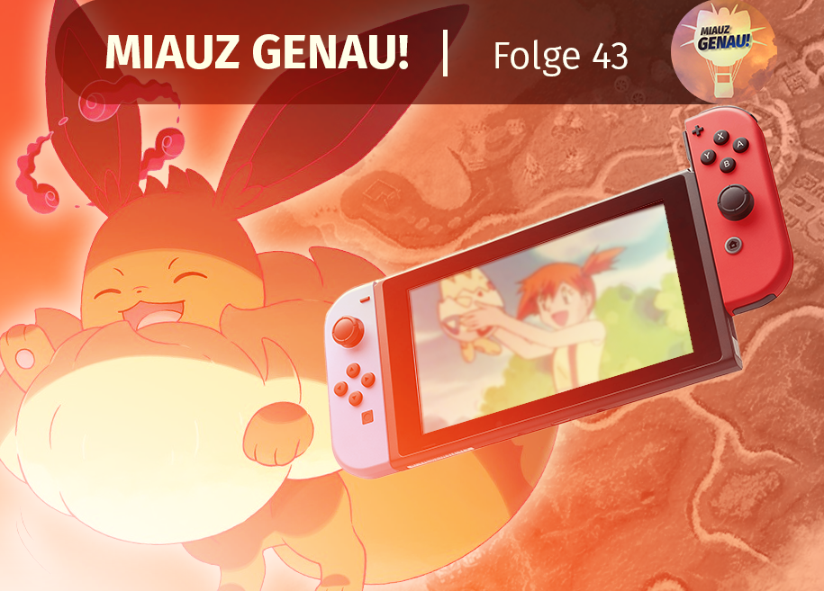 pokemon podcast, deutsch, German, news, Gerüchte, evoli, switch, togepi, Misty, switch pro, 2021, neue switch