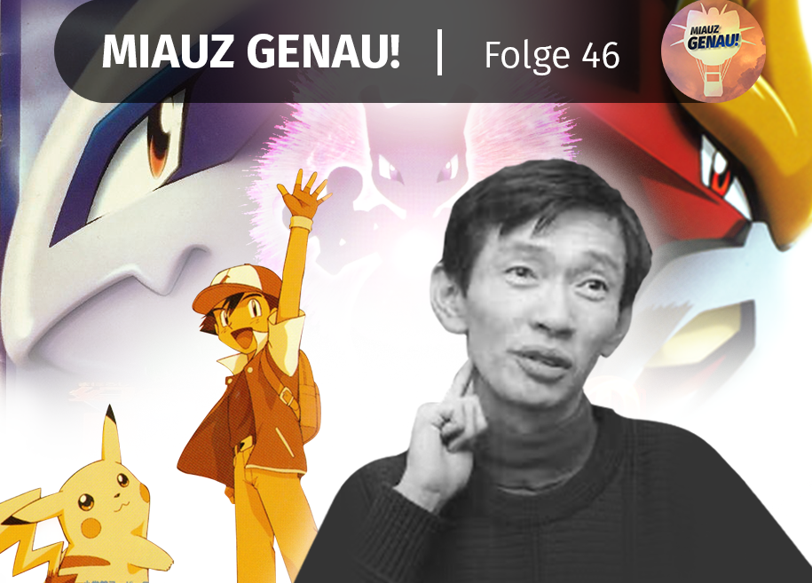 Pokemon Podcast, German, deutsch, Takeshi Shudo, Anime Ende, Pokemon, Ash, Pikachu, Lugia, Entei, Mewtu, Kinofilme