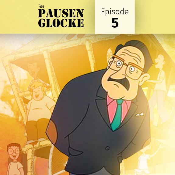 Disneys große pause, alter Schrott, podcast, review