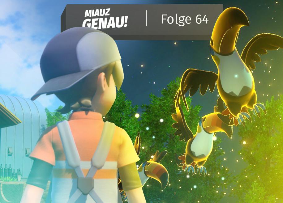 New Pokemon Snap Review Podcast, Miauz Genau, Mit Viet (RocketBeansTV), PokemontutorialTV, Anca (Grugapark Pokéliga, bzw Grugaliga), Poketen aka. Tenmaru und Knopey.